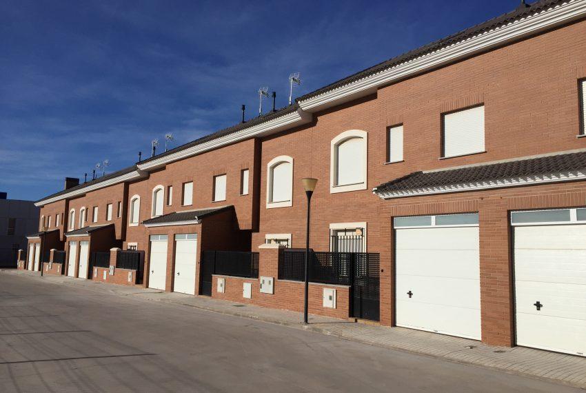 Viviendas calle Joaquín Rodrigo y Ruperto Chapí en Residencial Covadonga